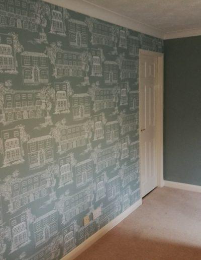 Interior Paint & Decorating